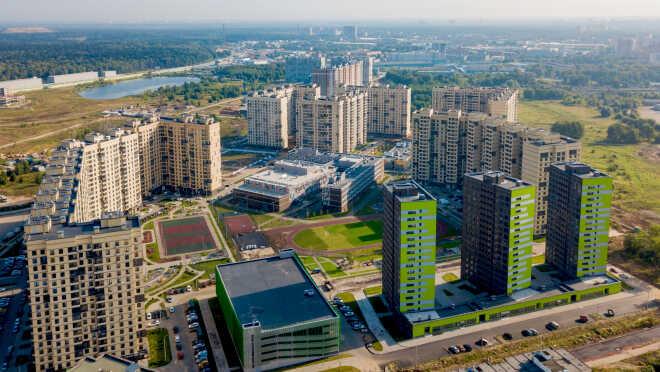 ЖК «Новое Медведково» — есть сданные корпуса Кредитные каникулы.